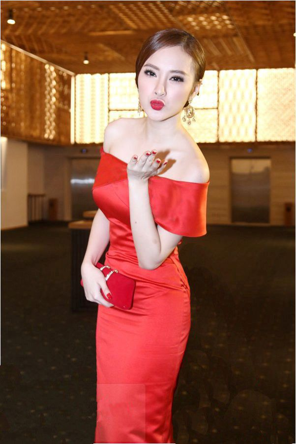 vải may đầm satin